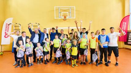 """Александр Шовковский: """"Мне очень близка миссия Parimatch Foundation — развивать детей через спорт"""""""