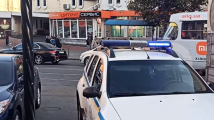 Инцидент случился на Привозе
