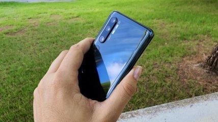 Xiaomi обновила смартфон Mi Note 10 до Android 10