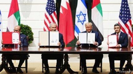 ОАЕ, Бахрейн і Ізраїль підписали угоду про нормалізацію відносин