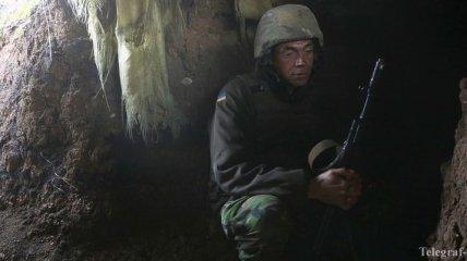Военный ВСУ ценой собственной жизни остановил атаку противника на Луганщине