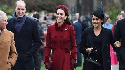 Стало известно, почему Меган Маркл и Кейт Миддлтон не имеют титула принцесс