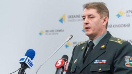 За сутки на Донбассе ранены пять украинских бойцов