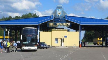 Задержанный пограничниками Черниговщины гражданин РФ умер от приступа