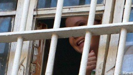 К Тимошенко пустили ее дочь