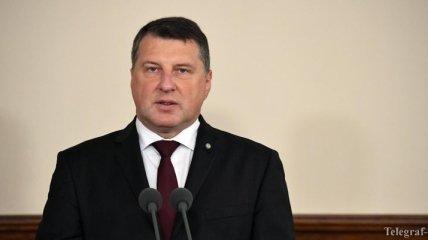7 января президент Латвии может объявить о решении касаемо кандидата в премьеры