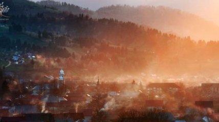 Завораживающие пейзажи Трансильвании (Фото)