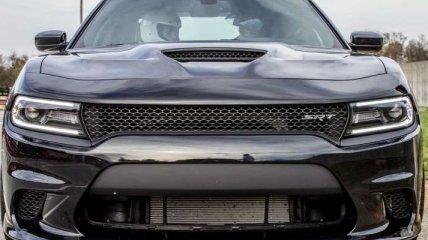 Dodge Charger SRT Hellcat стал еще более мощным