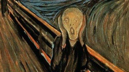 """""""Мог нарисовать только сумасшедший"""": ученые раскрыли тайну надписи на """"Крике"""" Мунка"""