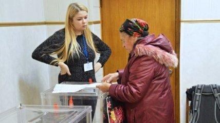 МВД: В Украине не открылись 237 избирательных участков