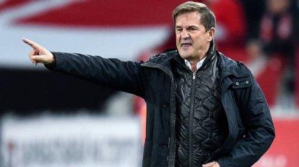 Экс-тренер Динамо намерен возобновить карьеру в России