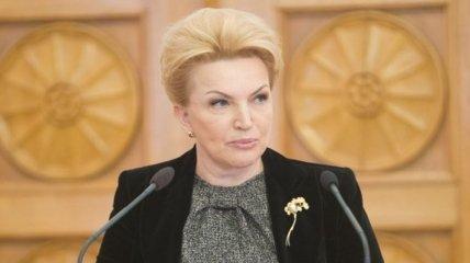 Раиса Богатырева уволена с должности главы Минздрава Украины