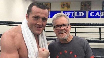 Лебедев ждет заключения WBA по поводу титула Усика