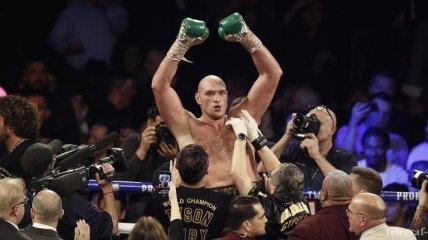 Хирн: Мы не хотим, чтобы WBC сделали Фьюри франчайзинговым чемпионом