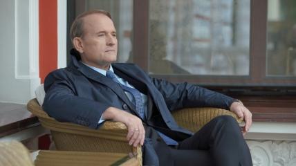 Народный депутат Украины Виктор Медведчук
