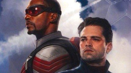 """Сериал """"Сокол и Зимний Солдат"""" по комиксам Marvel выйдет уже этим летом: подробности"""