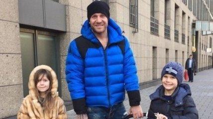 Андрей Воронин готовится снова стать отцом