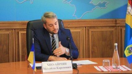 Киевская ОГА осталась без головы: Бно-Айриян подал в отставку