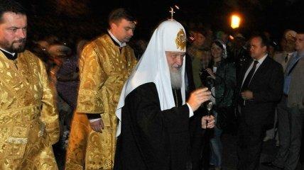 РПЦ подверглась хорошо продуманному удару - патриарх Кирилл