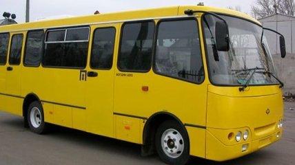 Киевпасстранс уберет из столицы все частные маршрутки