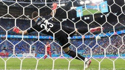 Испанцы в серии пенальти дожали швейцарцев и вышли в полуфинал Евро-2020 (видеообзор матча)