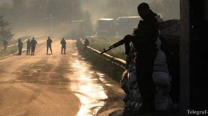 Террористы 27 раз обстреляли позиции сил АТО
