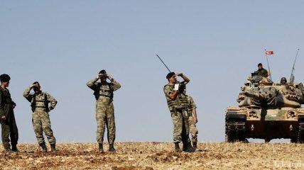 Турция мобилизовала войска на границе с Сирией