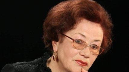 Мария Гонта сыграла за свою жизнь более 100 ролей