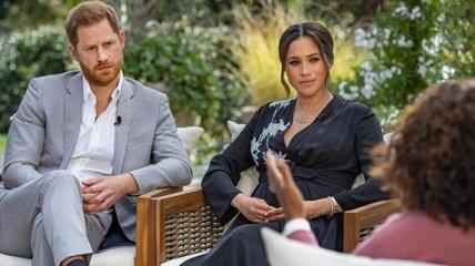 Громкие заголовки, освобождение и падение рейтингов: как в мире отреагировали на скандальное интервью Меган Маркл и принца Гарри