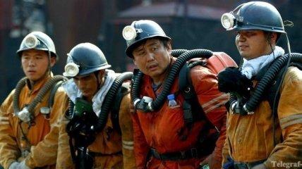 Около 40 человек заблокированы под землей на шахте в Китае