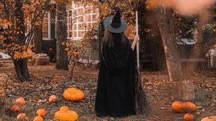 Идеи простых, но интересных образов на Хэллоуин (фото и видео)