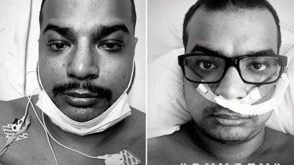 Месяц боролся за жизнь: издевавшийся над вакцинацией блогер умер от COVID-19