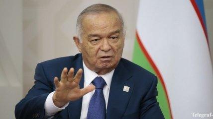 СМИ: Умер президент Узбекистана Каримов, который правил 26 лет