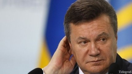Виктор Янукович оценил важность заграничных украинцев