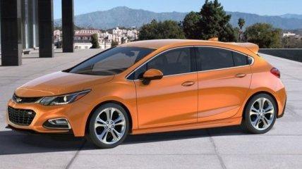 Chevrolet презентовала хетчбек на базе Cruze