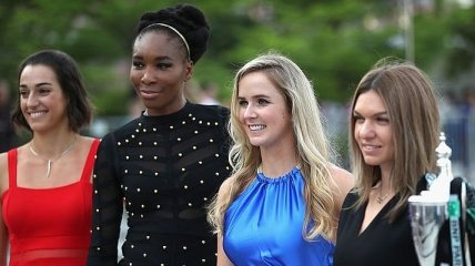Итоговый турнир WTA: Свитолина узнала соперниц