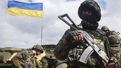 В Британии презентовали картины, созданные украинскими военными