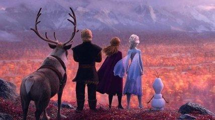 """""""Холодное сердце 2"""": Disney показала первый тизер-трейлер мультфильма (Видео)"""