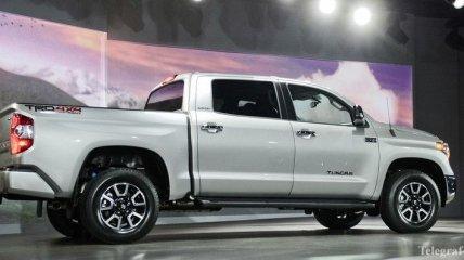 Toyota отзывает около 140 тыс пикапов