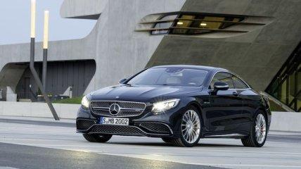 Официально рассекречена самая мощная версия Mercedes-Benz S-Class купе