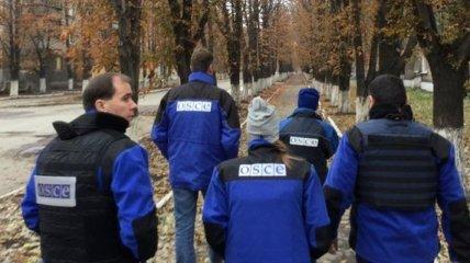 Наблюдателям ОБСЕ удалось попасть в Дебальцево