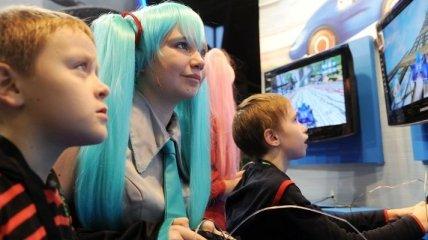 Открылась самая большая выставка компьютерных игр