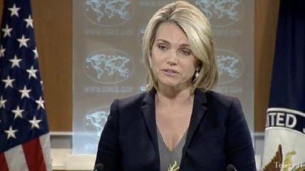 Госдеп пояснил отмену выдачи виз россиянам