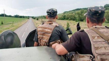Из окружения под Иловайском вышли еще 83 бойца АТО