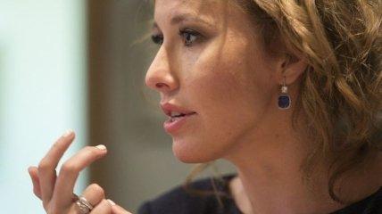 Факты, говорящие о беременности Ксении Собчак