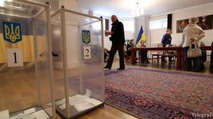 Опубликованы результаты выборов президента Украины