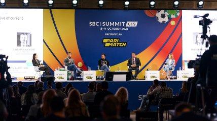 Parimatch Ukraine поддержала проведение SBC Summit CIS
