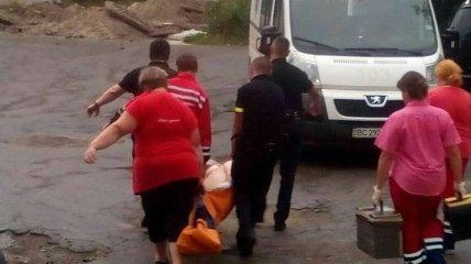 Во Львове пациент психбольницы захватил заложников и ранил 10 человек