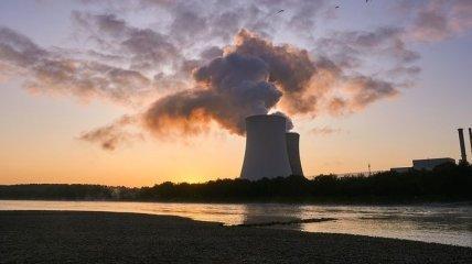 Франция планирует построить шесть ядерных реакторов нового типа