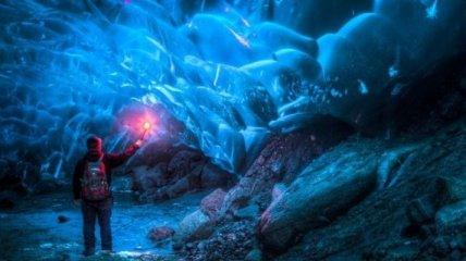 Невероятная Аляска: путешествие под лед (Фото)